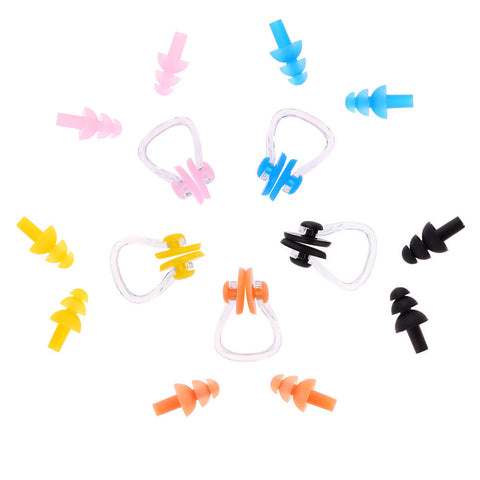 Image of Intex Ear Plugs & Nose Clip Set-STO