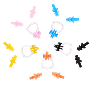 Intex Ear Plugs & Nose Clip Set-STO