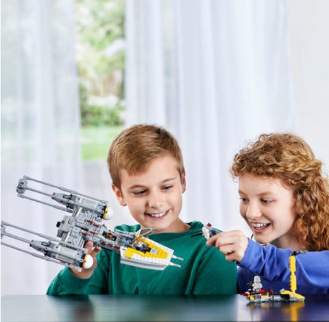 Image of LEGO 75172 Star Wars Y-Wing Starfighter