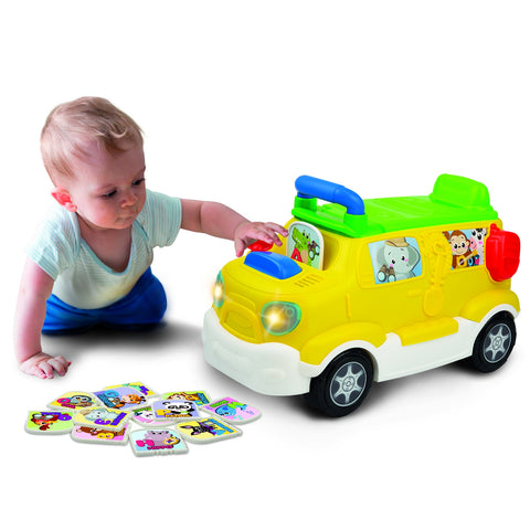 Winfun Learn 'N Ride Safari Truck