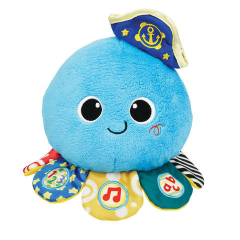 Image of Winfun Dance 'N Learn Octopus