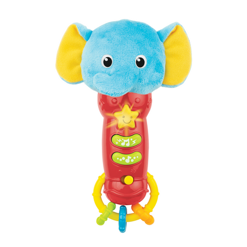 Image of Winfun Elephant Melody Pal Microphone