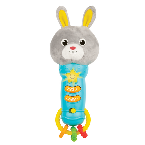Image of Winfun Bunny Melody Pal Microphone
