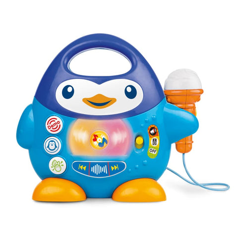 Winfun Penguin Music Player