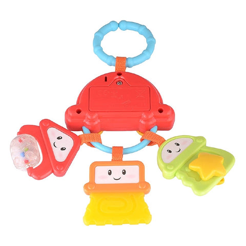 Image of Winfun Musical Keychain Rattle