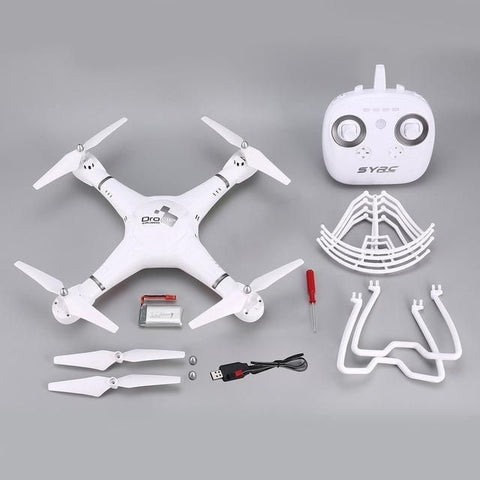 RC Smart Drone Aircraft UAV with Altitude Hold Headless Mode