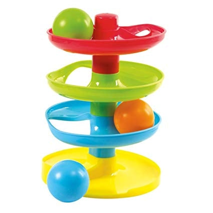 Image of PlayGo Twirly Ball Tower