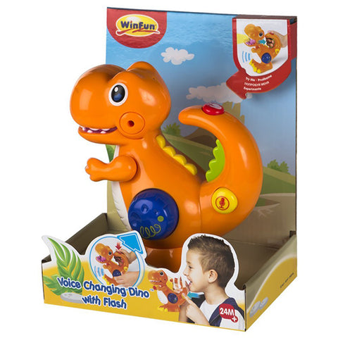 Winfun - Dinosaur With Light & Sound--2400
