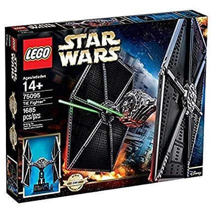 Image of LEGO TIE Fighter™-75095
