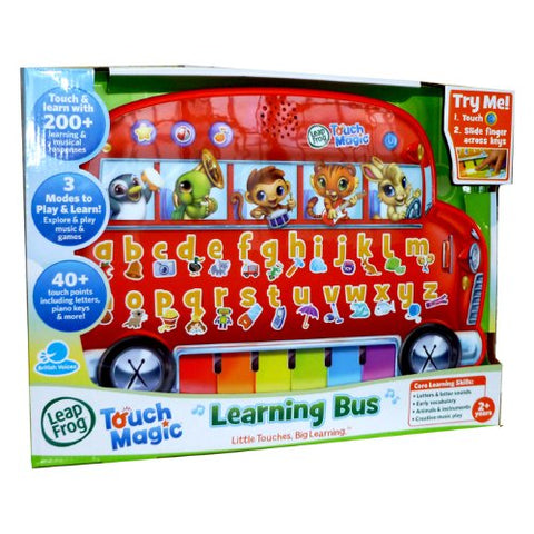 Image of Leap Frog | Touch Learning Bus