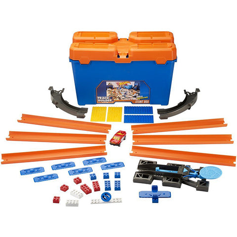 Hot Wheels Track Builder Stunt Box