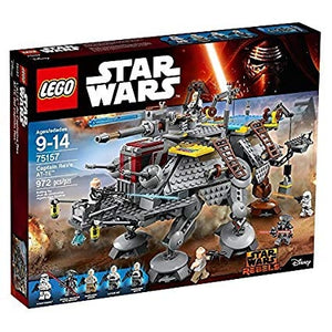 LEGO Star Wars Captain Rex's at-TE Star Wars Toy-75157