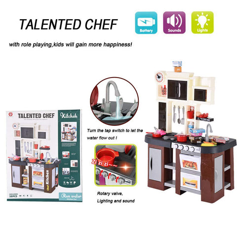 Image of Talented Chef - Kitchen with Realistic Lights & Sounds
