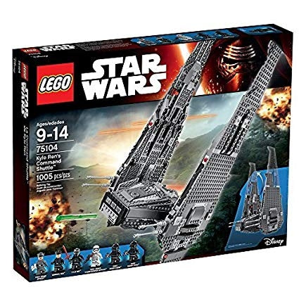 Image of LEGO Star War Kylo Ren's Command Shuttle™-75104