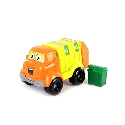 DEDE My First Garbage Truck-YT-1465