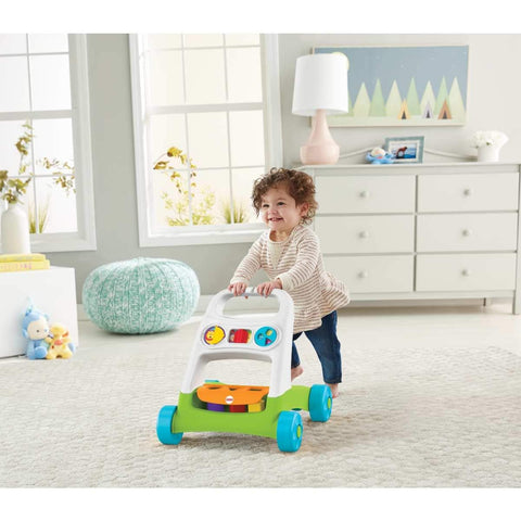 Image of Fisher Price Busy Activity Walker--FYK65
