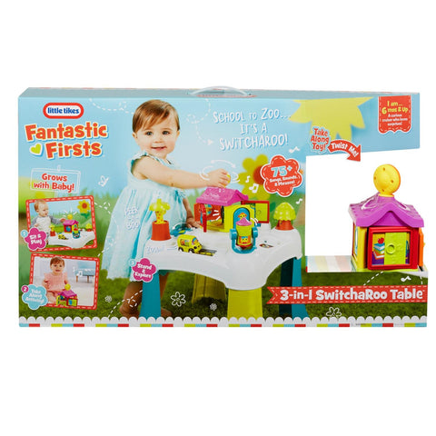 Little Tikes 3-in-1 SwitchaRoo Table