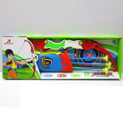 Archery Sports Playset With Bucket