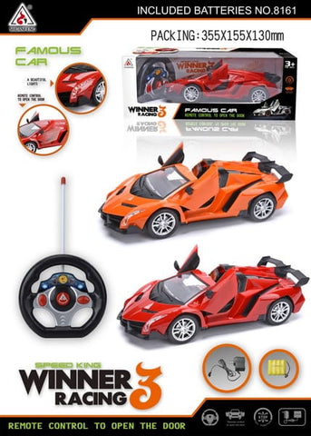 Image of Famous Car RC 1:16 Scale
