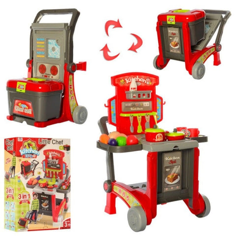 Image of Little Chef Kitchen 3in1