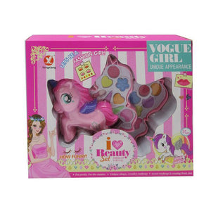 Girls Cosmetic Play Set