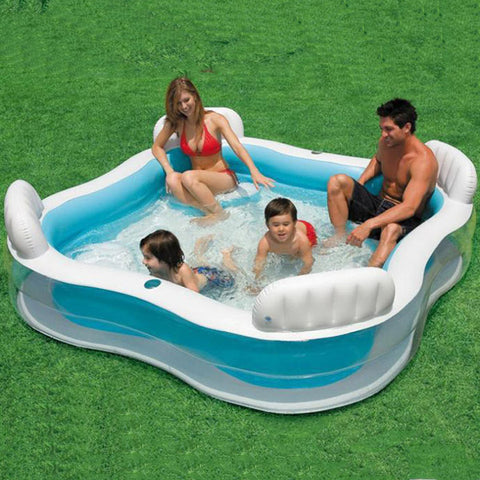 Image of Intex Swiming Family Pool Inflatabe Seats