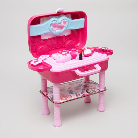 Girls Fashion Suitcase With Stand -RX1800-19