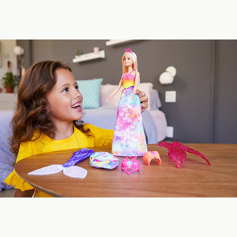 Image of Barbie Dreamtopia Dress Up Gift Set - TZP1