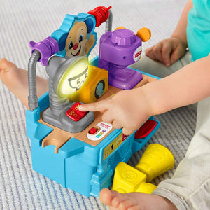 Fisher Price Laugh and Learn Busy Learning Tool Bench
