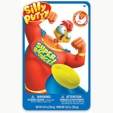 Silly Putty Super, Super bounce