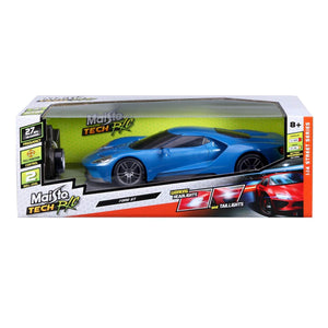 Maisto Tech 1:14 Ford GT Remote Control