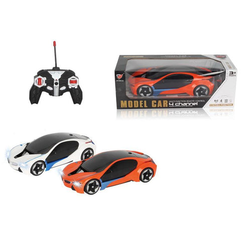 Remote Control Stylish Car