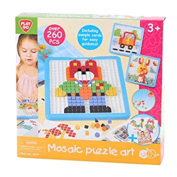 PlayGo - Mosaic Puzzle Art 260pcs-2097
