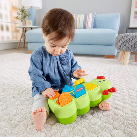 Image of Fisher Price Caterpillar Popup