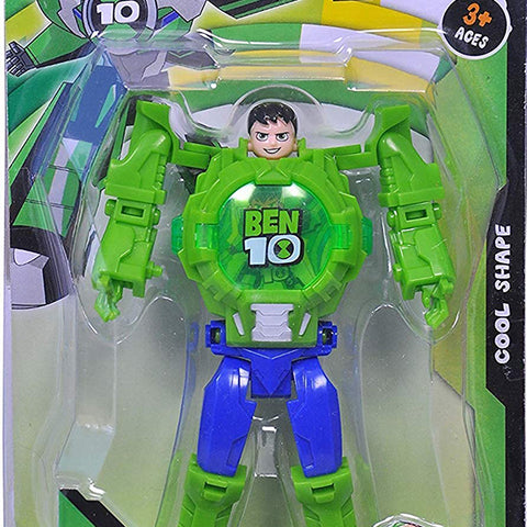 Super Hero Deformation Wrist Watch - Ben10