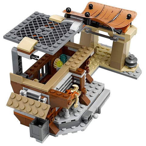 Image of LEGO Star Wars Encounter on Jakku Star Wars Toy