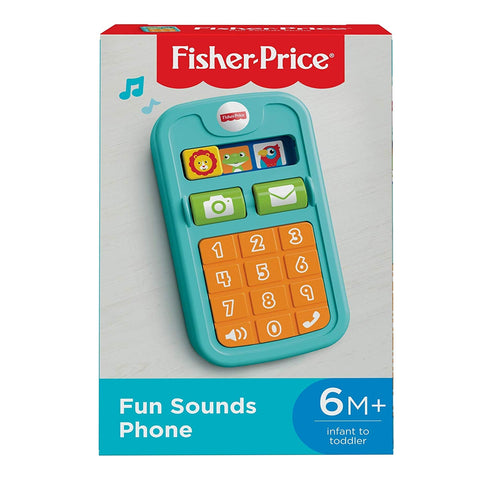 Fisher Price Laugh & Learn Phone--FYK62