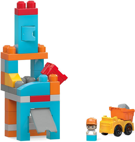 Mega Blocks  Work Site 31 Pcs