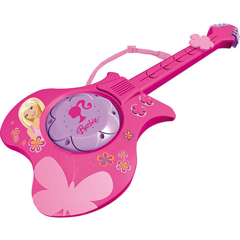 Image of Barbie Electronic Rock Guitar