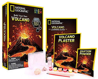 National Geographic Volcano Kit - STO
