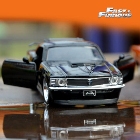 Fast and Furious - Metal Die-Cast 1970 Ford Mustang Boss 429