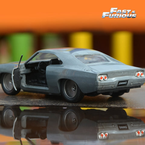 Image of Fast and Furious - Metal Die-Cast 1968 Dom's Dodge Charger