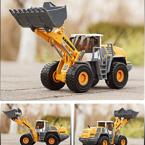 Diecast Alloy Model L580 Bulldozer