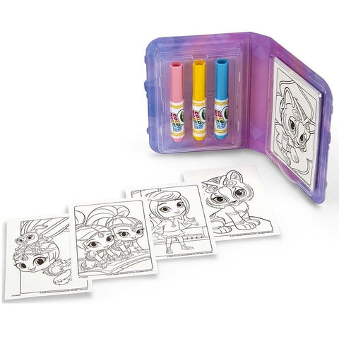 Image of Crayola Color-On-the-GO Wonder Mess Free Coloring
