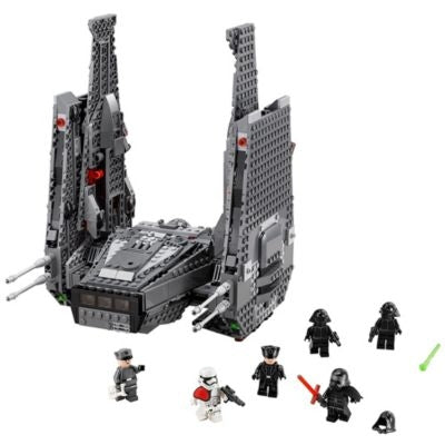 Image of LEGO Star War Kylo Ren's Command Shuttle™