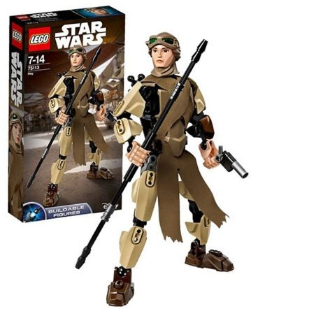Image of LEGO Star Wars Rey-75113