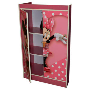 Dora The Explorer | 4 Door Wardrobe