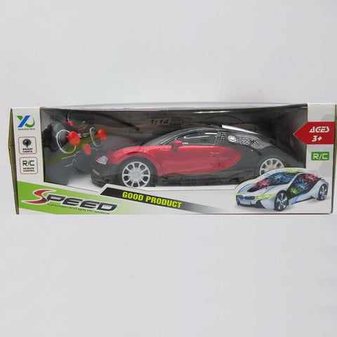 Image of Remote Control Audi RSQ Racing Car