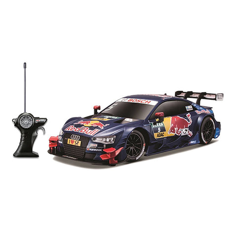 Image of Maisto Tech Remote Controlled 1:24 Race Audi RS5 DTM Car