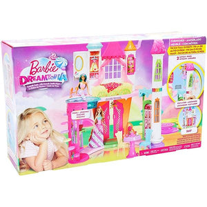 Barbie Dreamtopia Sweetville Castle Playset--DYX32